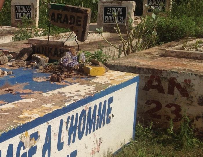 Sankara's Grave1