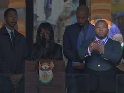 Mandela Interpreter 5