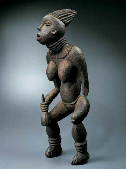 Bangwa Queen the most valuable African artifact known to man