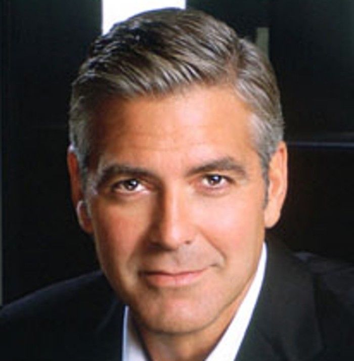 George Clooney - Director of The Monuments Men