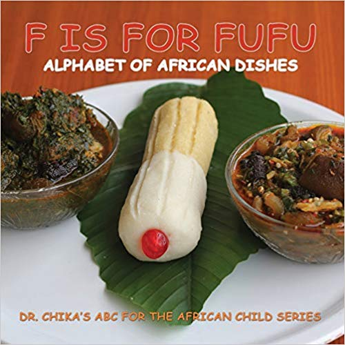 F is for Fufu book cover
